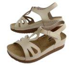 Дамски сандали VIP*STAR за широки крака